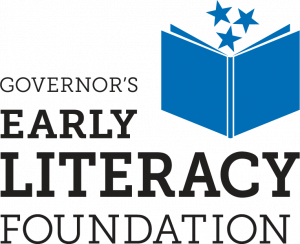 Governor's Early Literacy Foundation logo