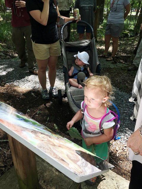 Long Hunter State Park Debuts Reading Ranger Story Trail
