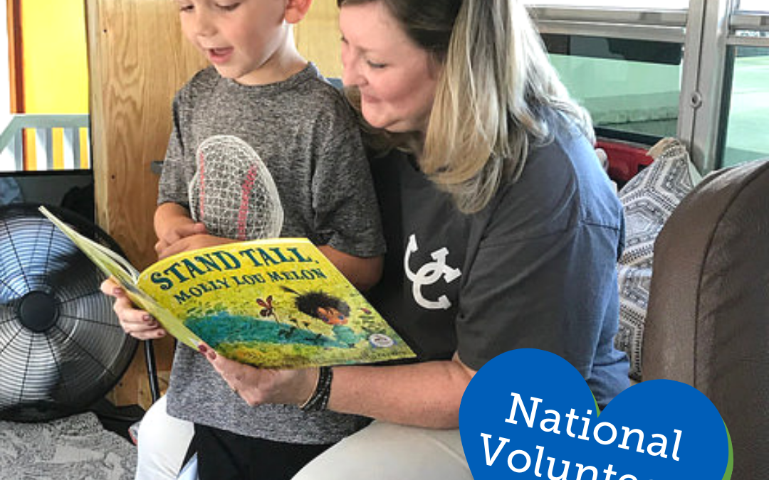 TN Imagination Library Volunteers Impact Early Literacy