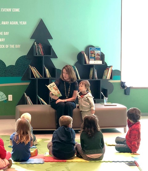 Tennessee State Museum Launches Weekly Imagination Library Storytime