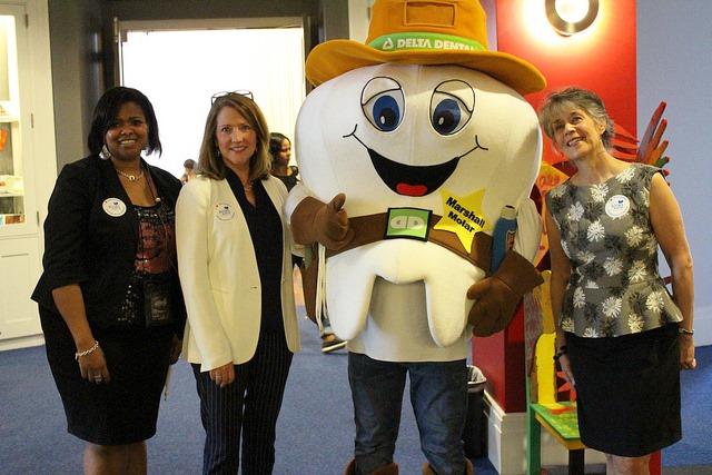 Celebrating Delta Dental of TN's Smile Power Week