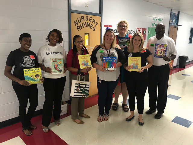 Nissan Grants $100,000 to Governor's Books from Birth Foundation for Tennessee's Imagination Library