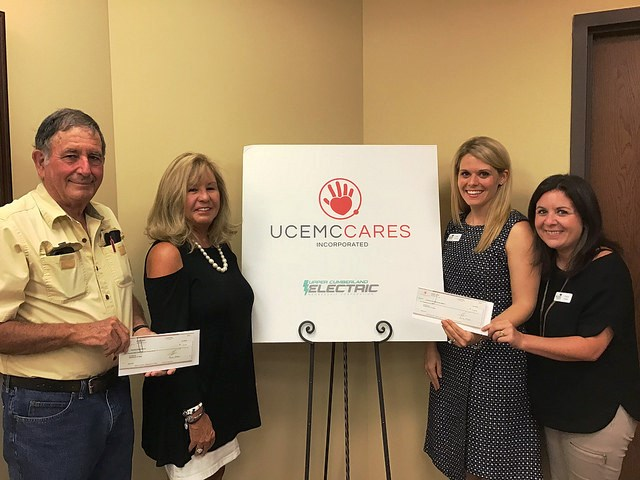 Jackson County IL Awarded Upper Cumberland Electric Membership Corporation Cares Grant