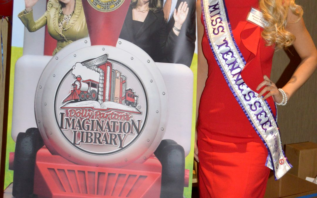 Miss Tennessee International partners with Imagination Library