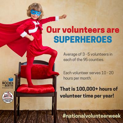 Ways to Celebrate National Volunteer Week