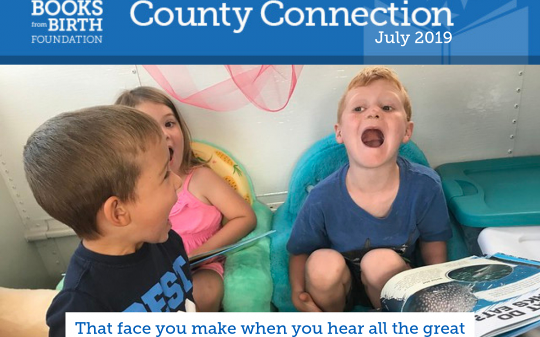 July 2019 County Connection Newsletter