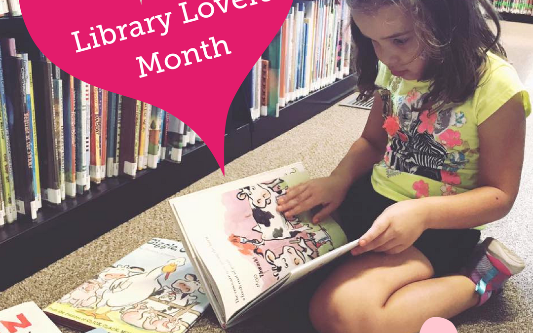 February is #LibraryLoversMonth