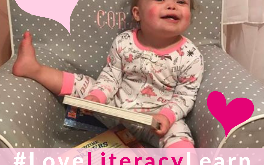 LOVE-LITERACY-LEARN: Help us spread the love of literacy in Tennessee this Valentine's Day