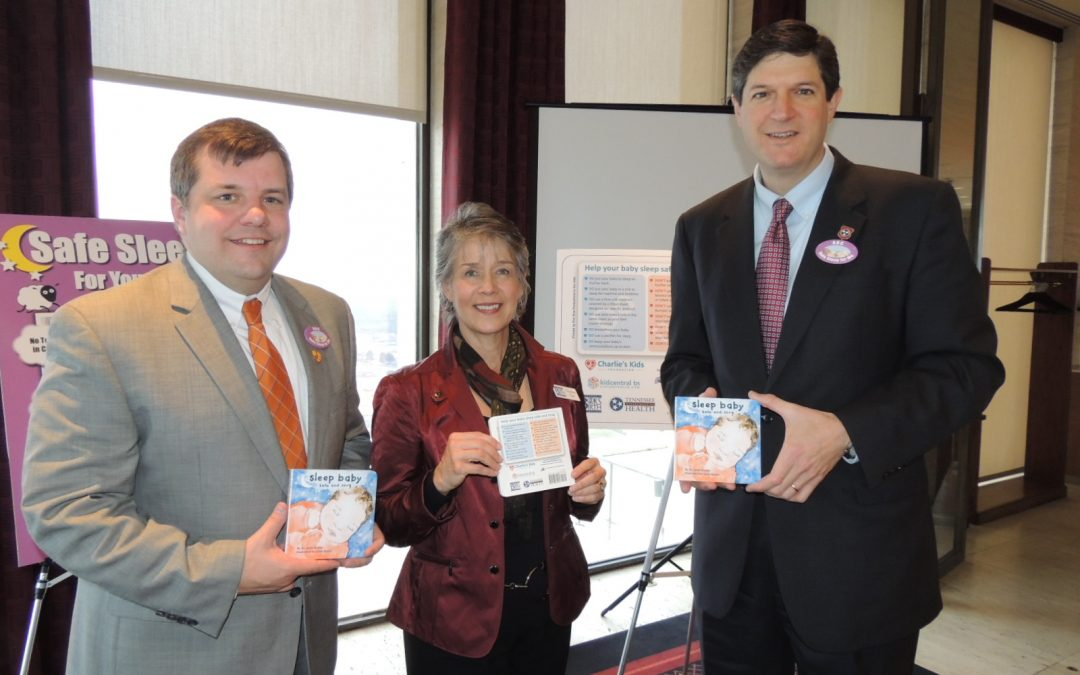 Exciting New Partnership to Promote Education on Safe Sleep for Infants