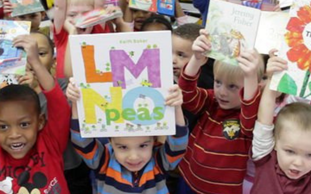 Celebrate Tennessee's Early Literacy Month: September 2019!