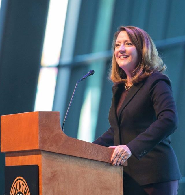 First Lady Crissy Haslam Named Lipscomb's Innovator in Education