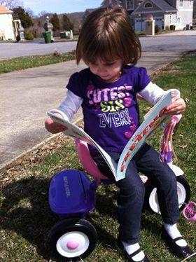 "Imagination Library Helps Prevent Summer ""Slide"""