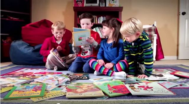 Celebrating 10 years and 20 million books! Watch our new video story!
