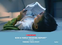 Sharing Child and Parent Views on Reading for Fun & Frequency: Scholastic Kids & Family Reading Report