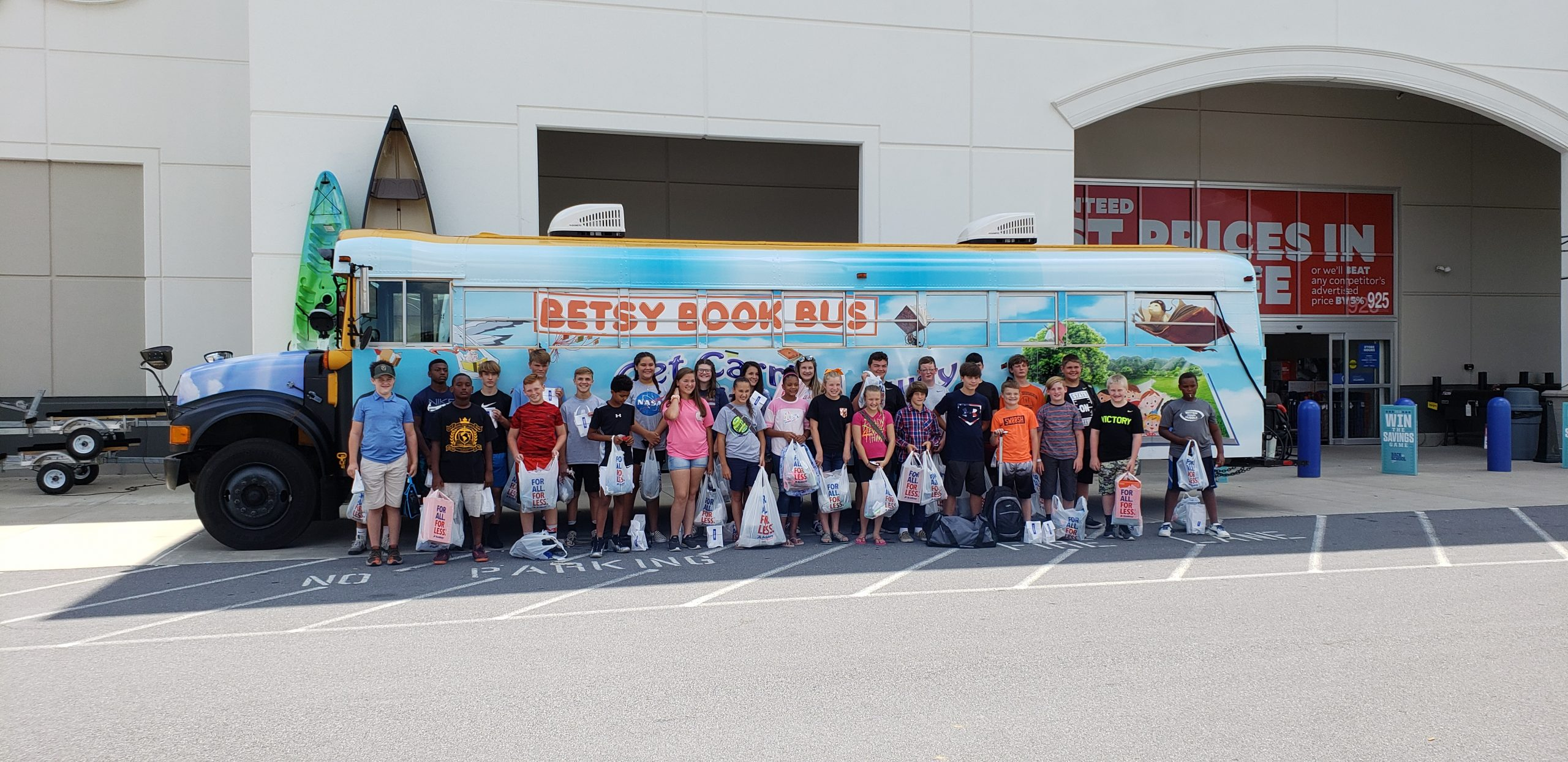 How To Launch A Book Bus in Your School District
