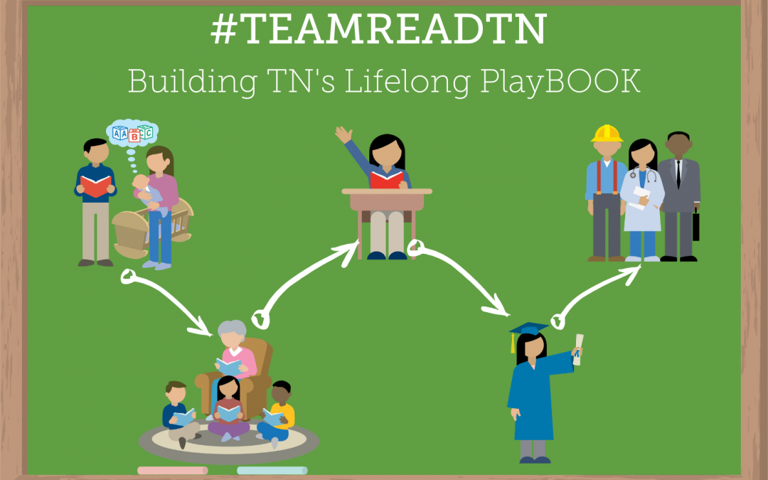 Governor Lee, Tennessee Titans Take to Social Media to Kick Off Early Literacy Month with #TeamReadTN Challenge