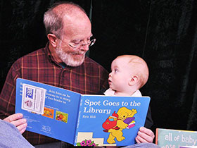 "How to Read ""With"" Children: Reading Tips for Birth-Age 5 Children"
